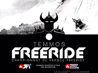 Assurski assure le Freeride World Qualifier de Chamonix 2014